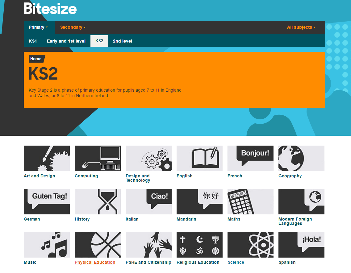 Bbc bitesize home ed resources sciox Choice Image